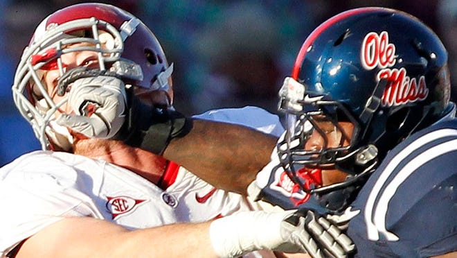 The big game is almost here between No. 3 Alabama and No. 11 Ole Miss at Oxford.