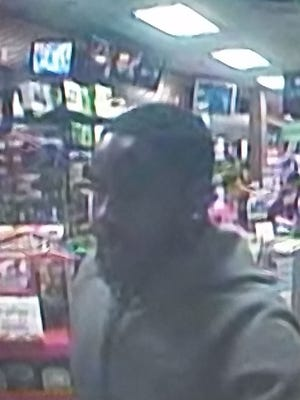 Ocean Township police say they're searching for this suspect