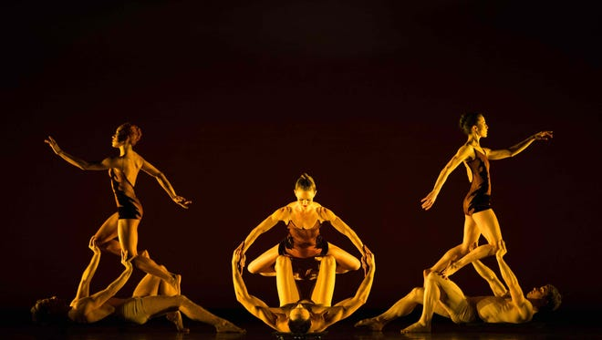 The national touring act, Momix, will be conducting local workshops this year as part of their Creative Impact Award Grant. They will be performing at the Appell Center on March 23.