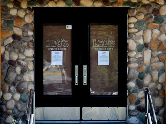 Leo's Spirits and Grub, pictured on Tuesday, July 10, 2018, located at the corner of Grand River and Okemos Road, had itslast day Sunday.