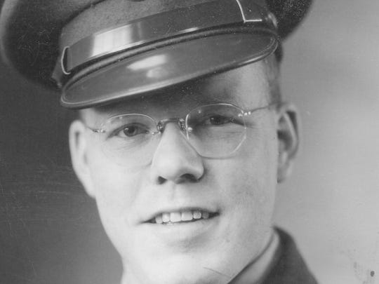 Sgt. Clifford Bowder served in the Army during World War II.