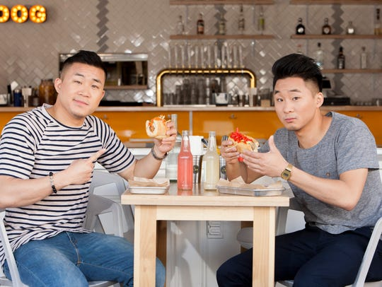 YouTube stars David and Andrew Fung starred in travel