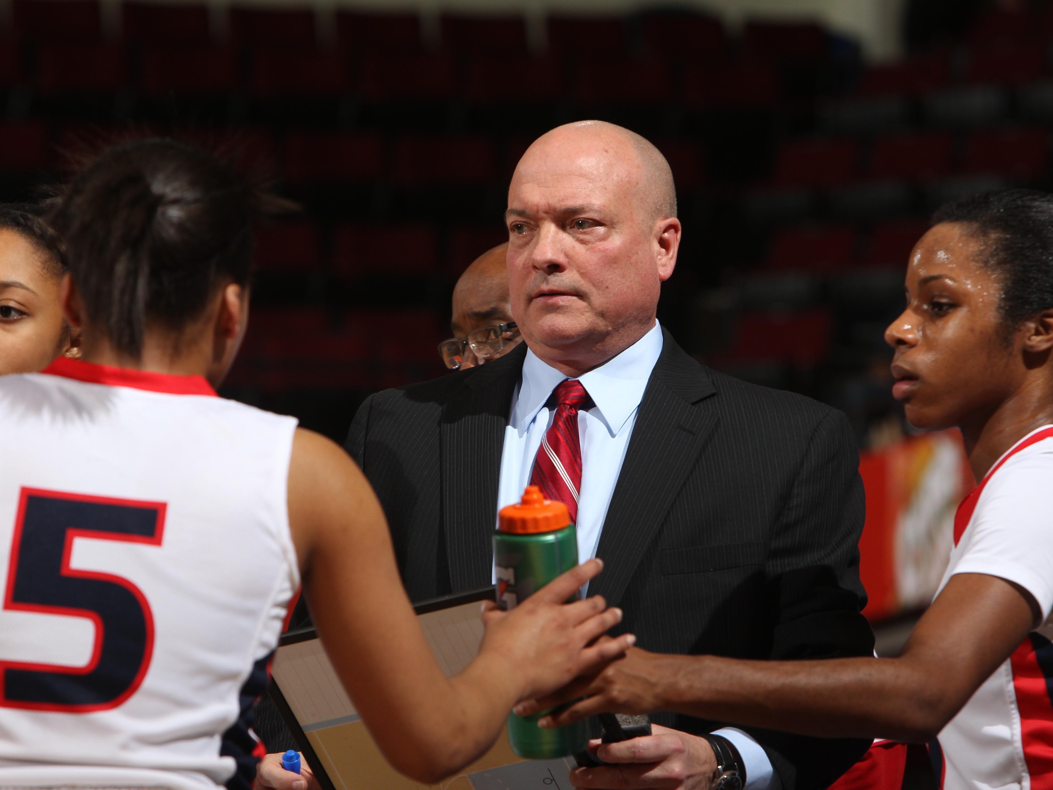 Steven Loscher has resigned as Peekskill's girls basketball coach.