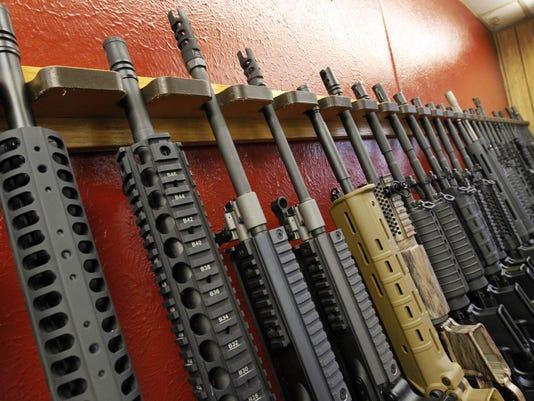 AP Poll Gun Laws_Redm