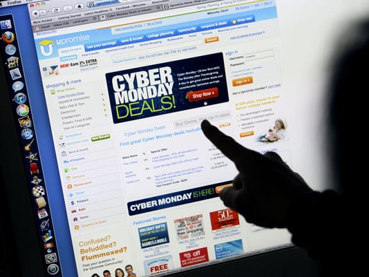 Holiday Shopping Cyber Monday