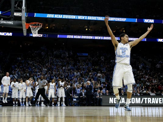 BESTPIX NCAA Basketball Tournament - East Regional - Indiana v North Carolina