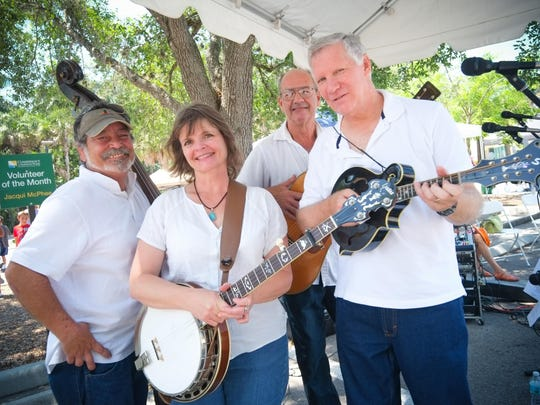 The Bugtussle Ramblers will perform bluegrass music at the festival.