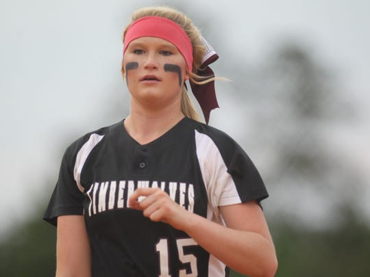 Chiles pitcher Shayne O'Connell struck out eight Atlantic Coast batters, but was saddled with a loss in a 7-5 defeat to the Stingrays in a Region 1-8A quarterfinal playoff.