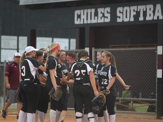 The Chiles softball team had an outstanding season, going 21-7, but the Timberwolves couldn't rally against Atlantic Coast in a 7-5 loss on Wednesday night in a Region 1-8A quarterfinal.