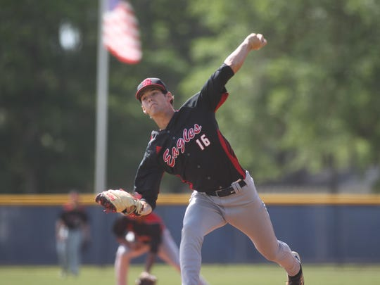 NFC pitcher Cole Ragans struck out 11 in a complete-game