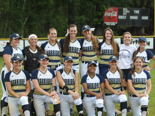 The Aucilla Christian softball team is headed back to the state tournament for a third consecutive season. The Warriors won the 2A state title last year.