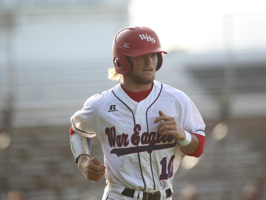 Wakulla senior Bucky McGlamry had 30 tackles as the War Eagles' football team went 13-2 and finished as the 5A state runner-up. McGlamry, who is signed to play baseball for Pensacola State College, hit over .300 this year on the diamond and was perfect manning centerfield.