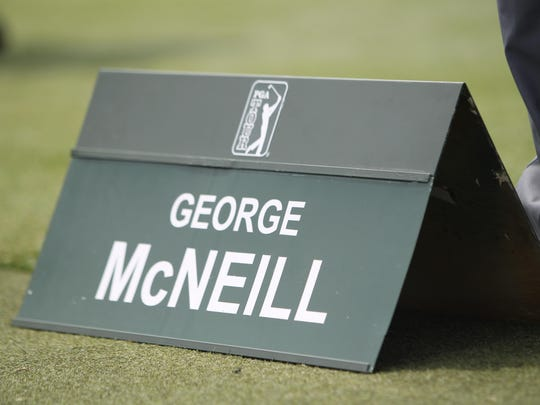 Former Florida State golfer George McNeill, at age 40, is now a grizzly veteran presence on the PGA Tour. McNeill, who lives in Fort Myers, has won twice in his career and hopes he has one more in him before he stops playing.