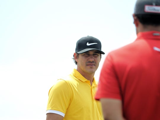 Former FSU golfer Brooks Koepka, 26, is in his second full season on the PGA Tour. He picked up his first Tour win at the 2015 Waste Management Phoenix Open.