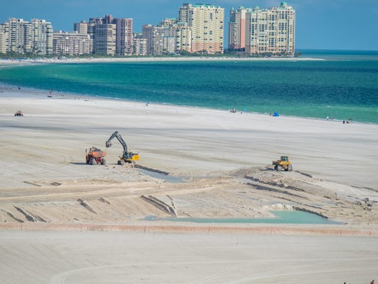 beach renourishment 2
