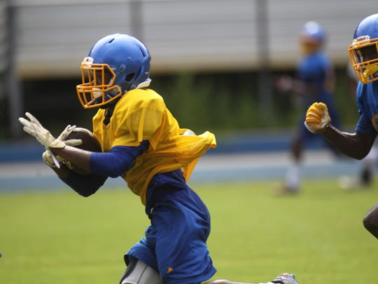 Football practices 871