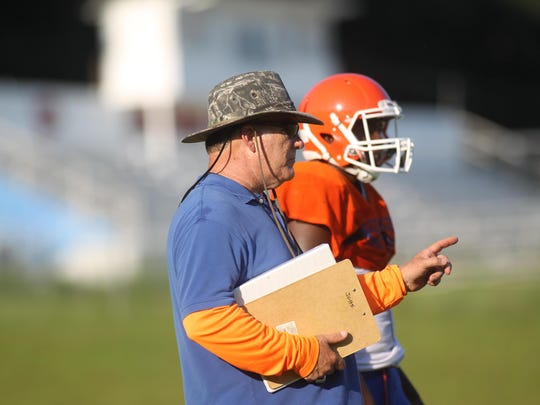 Former Jefferson County player and coach Blair Armstrong and twin sons Tyson and Jason have returned home to coach a Tigers program desperate for stability.