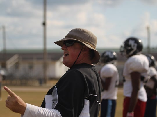 Under fourth-year coach Joey Striplin, West Gadsden's football team is enjoying a 7-1 season and a first district title and playoff berth since the 2008 season. With two winnable games to close the regular season, the Panthers could become the best team in school history.
