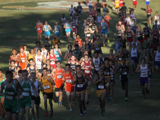 FSU Invitational XC 316
