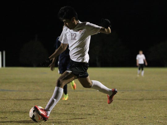 Florida High Wakulla boys soccer 042