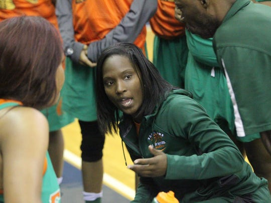Third-year FAMU DRS coach Ericka Cromartie believes the Rattlers can win three consecutive state titles despite losing Gatorade Player of the Year Jazmine Jones, who is now at Louisville.