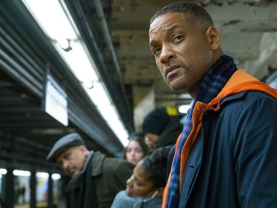 "Will Smith in ""Collateral Beauty."""