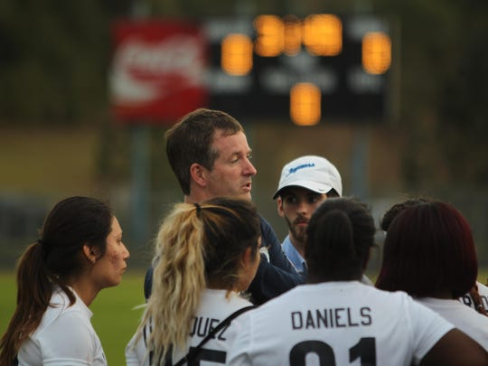 East Gadsden boys soccer coach Doug Stephens has been in the Tallahassee area since 1992, teaching, coaching, refereeing and mentoring students in addition to several other responsibilities as the father of seven children.