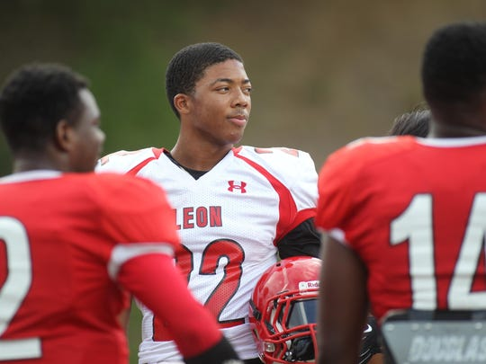 Leon senior Henry Segura III has been an All-Big Bend first-team safety his final two seasons of high school. Segura III is signed to play collegiately for Charlotte University.