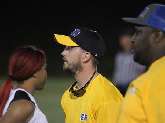 SECOND Rickards coach