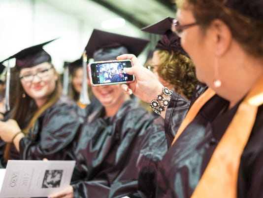more than 500 graduate from ccv