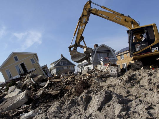 Superstorm Sandy displaced about 50,000 families. Five years later, one in five are still not home.