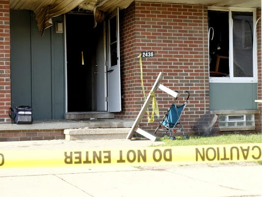 Fire Deaths Michigan