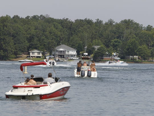 Lake Murray Boats