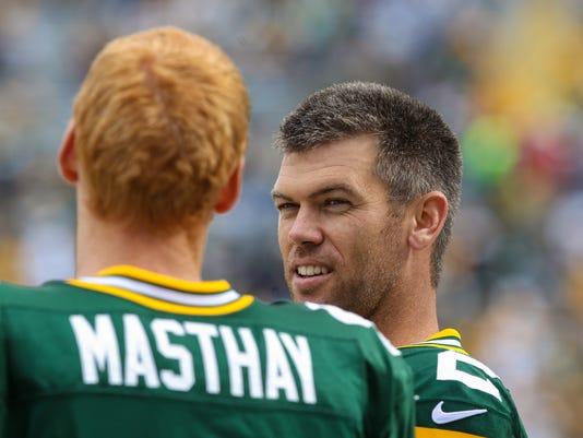 Mason Crosby, Jets