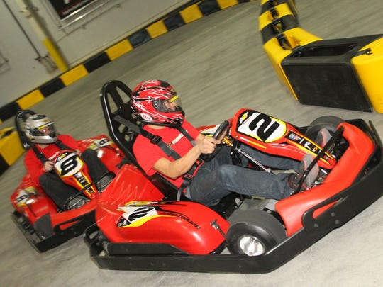 Pole Position Raceway, a chain go-kart company, will open at The Marketplace mall later this month.