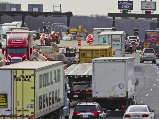 Delaware is at the heart ofan I-95 corridor study to find out if it makes sense to fund transportation based on how many miles a person drives or continue to use state and federal gas taxes to pay for infrastructure.