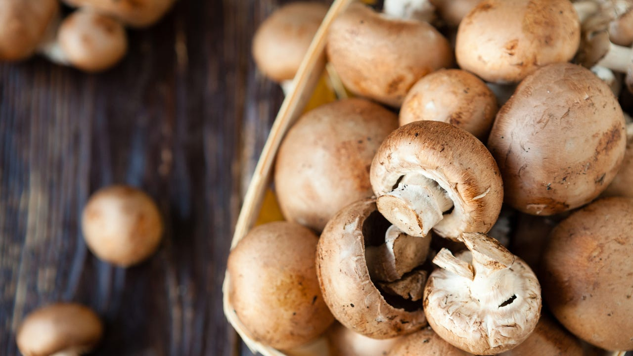Chef Jenn Louis and the Mushroom Council educate us about mushrooms, mushroom meatball burgers and other delicious foods with mushrooms.