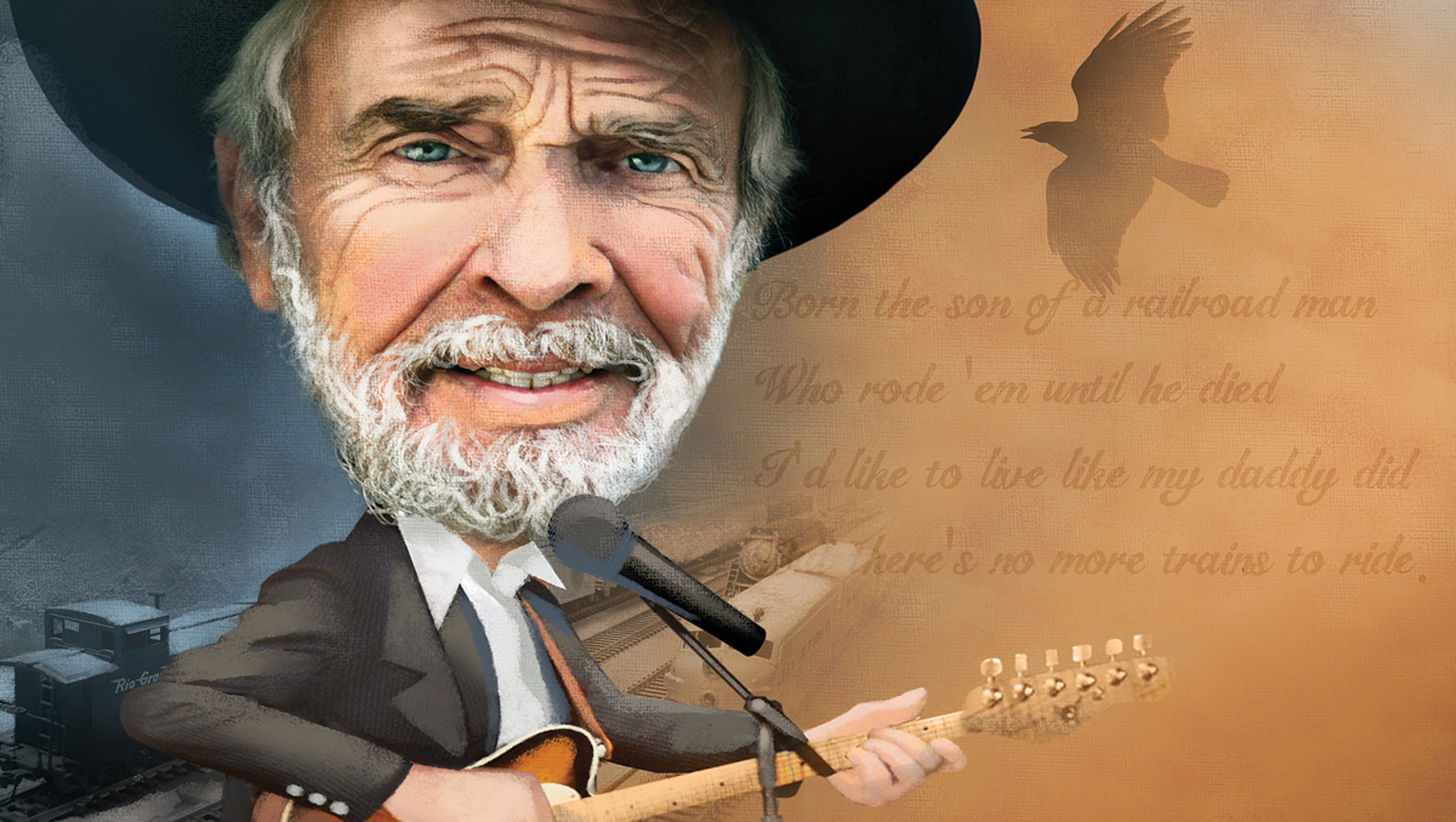 Merle Haggard No Apologies After Five Plus Decades