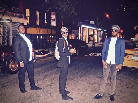 Suburban Plaza is a group of first cousins motivated to release their first album after shootings on Genesee Street.