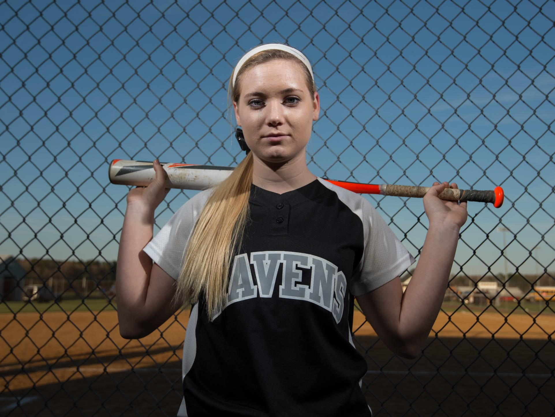 Sussex Tech catcher Shannon Lord went 2-for-3 with two doubles as the Ravens rallied to open their season with a 7-6 win over Sussex Central last Tuesday.