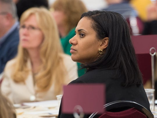 Dr. Kara Odom Walker encouraged those in active use to seek addiction treatment or further assistance from the state.