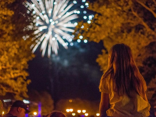 GlassFest in downtown Corning will feature fireworks