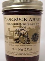 Wild Thimblerry Jam