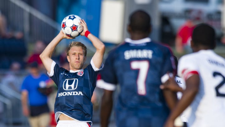 Promotional video for Indy Eleven stadium