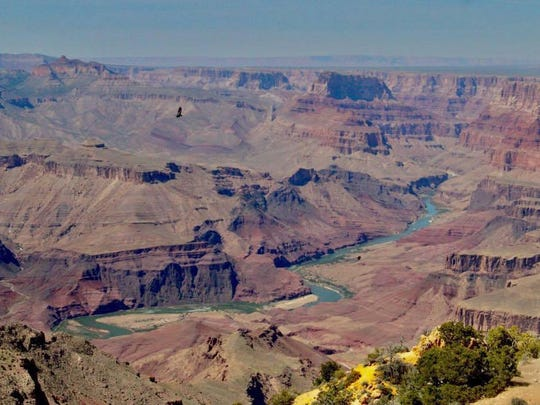 Uranium is naturally occurring in northern Arizona and was mined for decades, including at the Orphan Mine on the South Rim of the Grand Canyon that ceased operations in 1969.