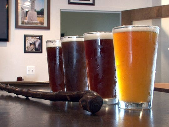 Rinn Duin Brewing in Toms River is among the makers of local beers that can be found at area bars.