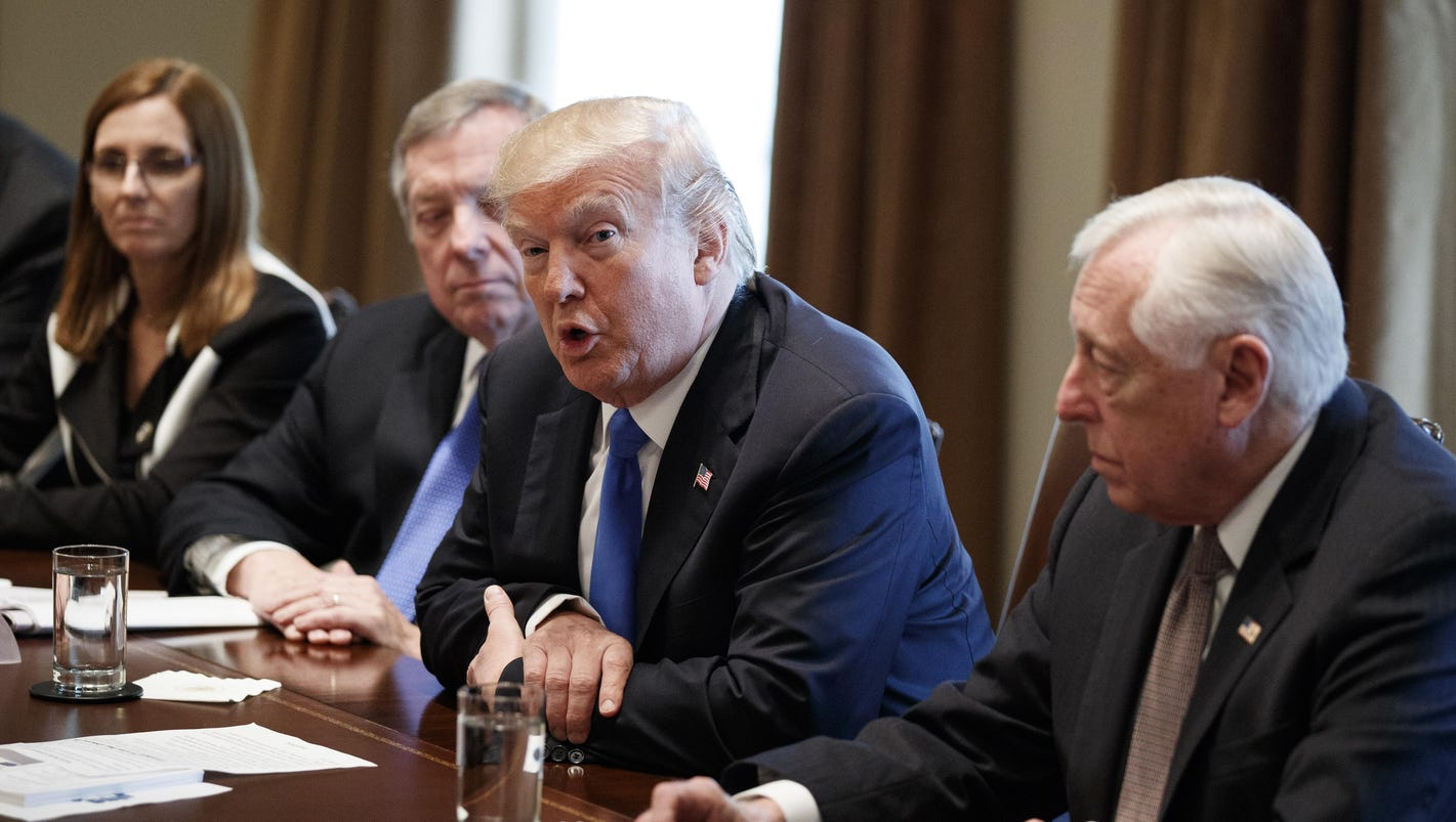 Our Editorial: If Trump will deal, Dems should, too