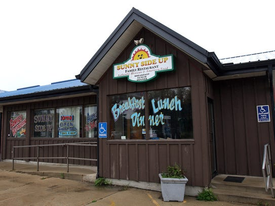 Sunny Side up restaurant in Dousman offers Mexican