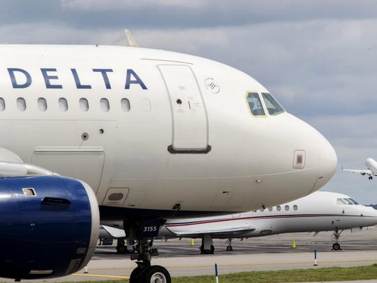 Delta Air Lines is being fined $50,000 for ordering three Muslim passengers off planes even after the airline's own security officials cleared them to travel.