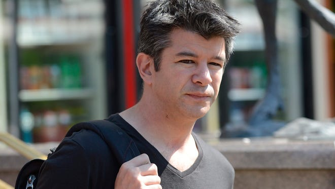 Travis Kalanick is CEO and co-founder of Uber.
